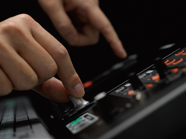 yamaha touchflow one-knob control