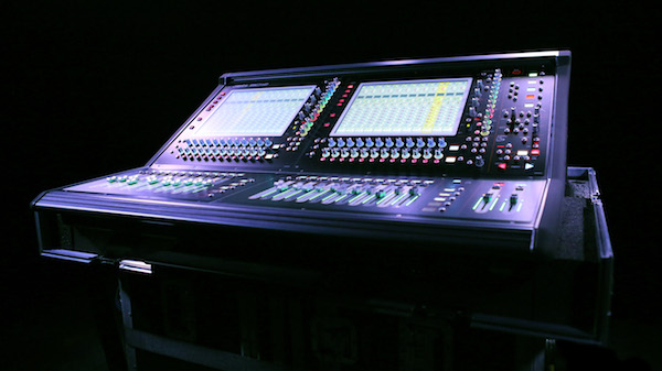 digico sd12 launch