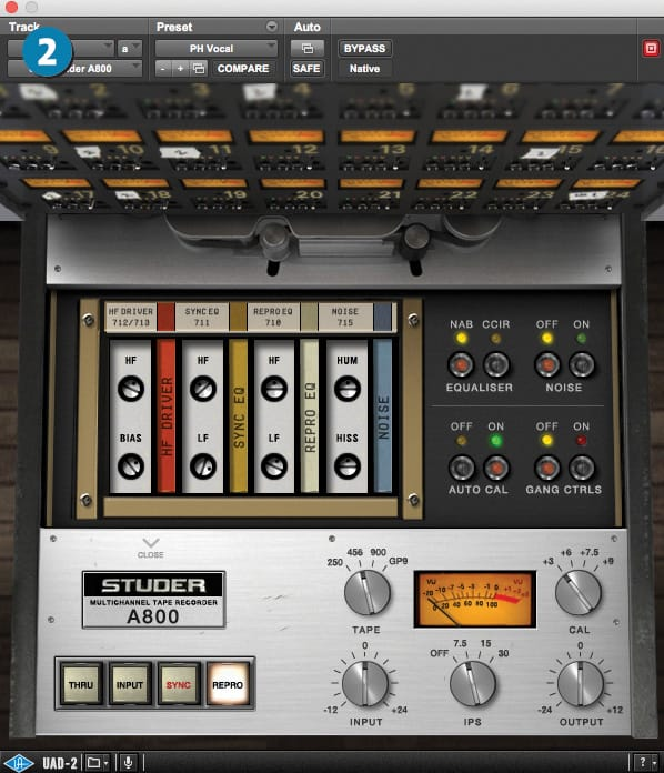 How to Record Pop Vocals, Pt III — Mixing - AudioTechnology