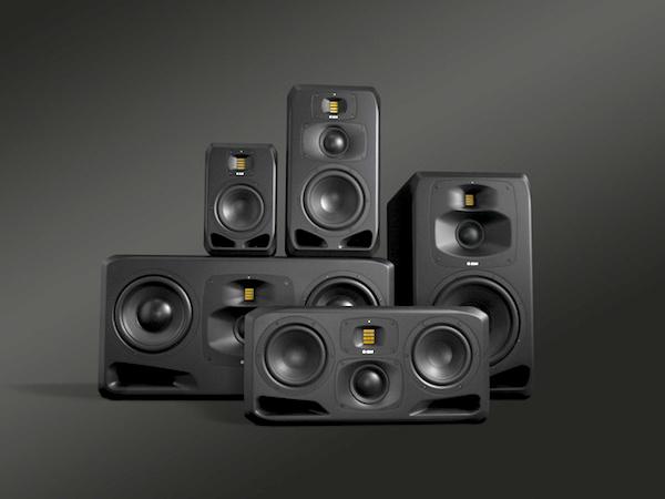 adam audio s series monitors