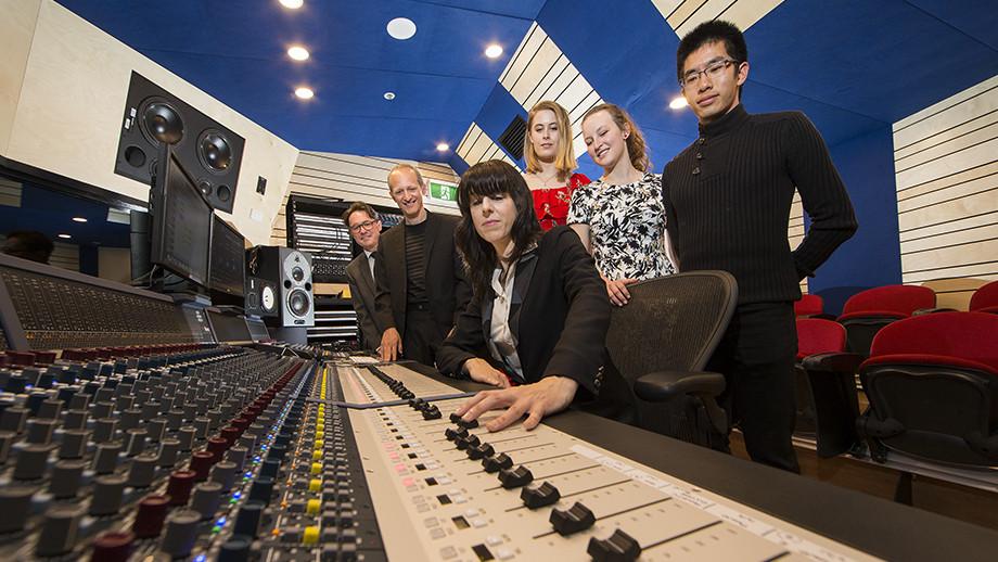anu recording studio