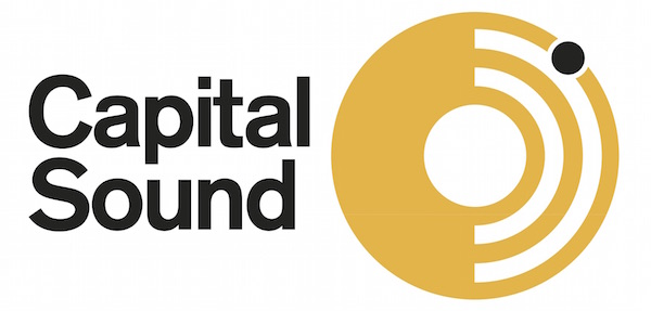 capital sound outline