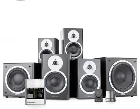 DynAudio Professional Family