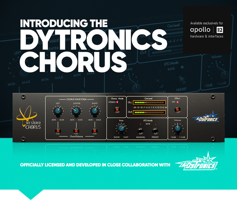 SOFTUBE DYTRONICS TRI-STEREO PLUG-IN - AudioTechnology