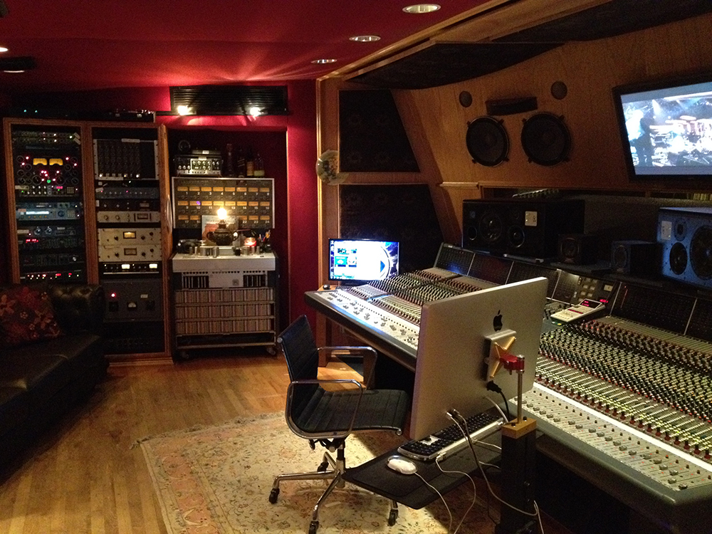Electric Lady Studios - Studio C