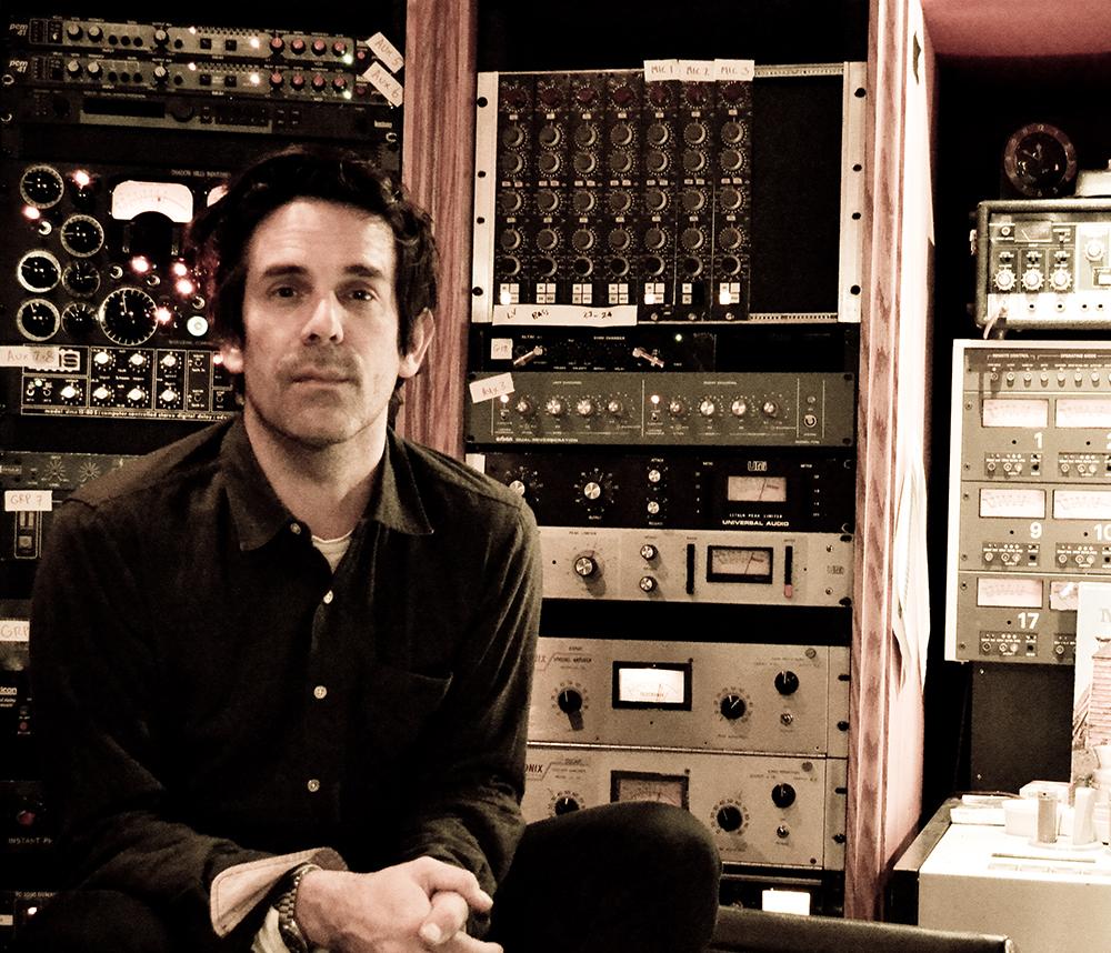 Elmhirst in Electric Lady Studio C