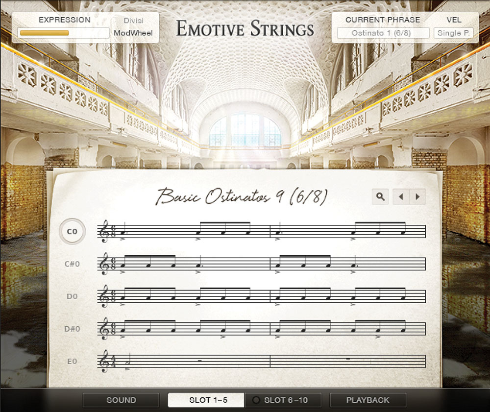 emotive-strings