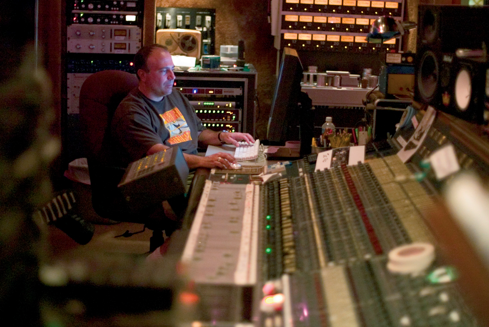 """According to Joe, """"There [was] nothing on the album that didn't touch the Neve at some stage."""""""