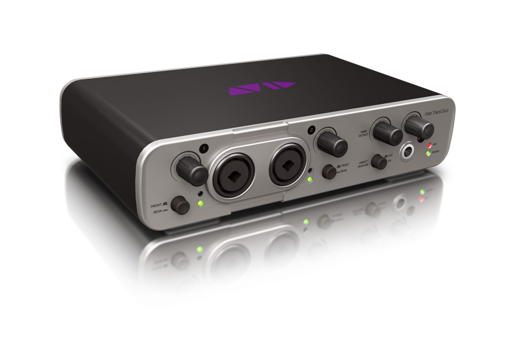 AVID FAST TRACK USB REVIEW - AudioTechnology