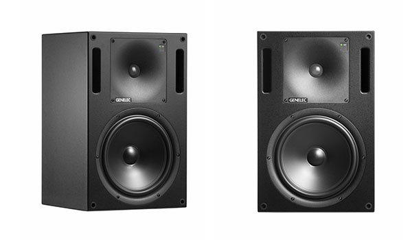genelec 1032c front and angle