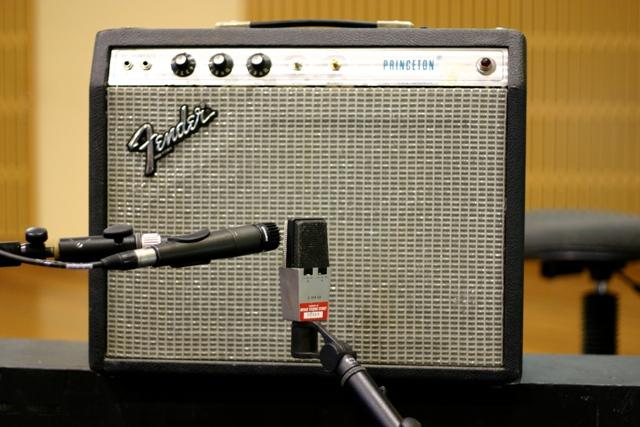 Guitar Miking 1