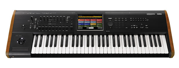 KORG KRONOS KEYBOARD WORKSTATION - AudioTechnology
