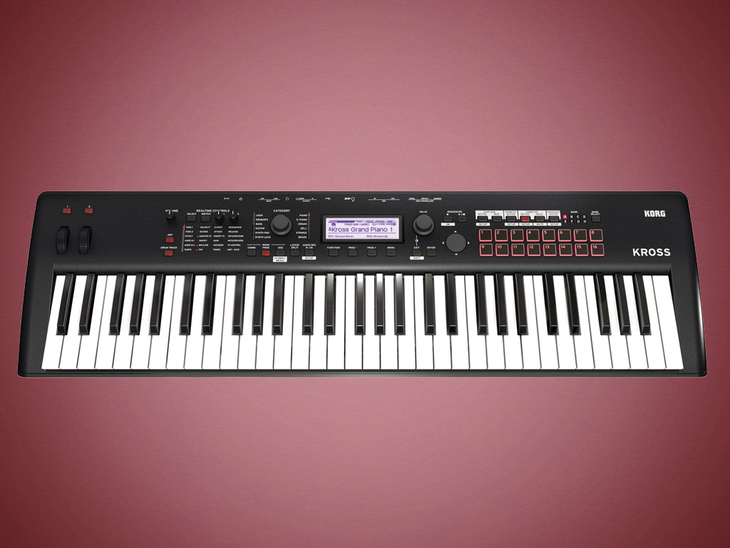 KORG KROSS 2 — AudioTechnology