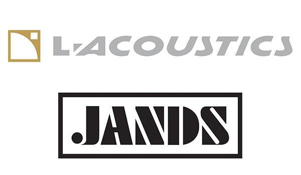 jands distributes l-acoustics