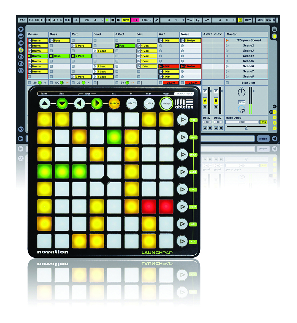 Launchpad_Ableton_sessionview