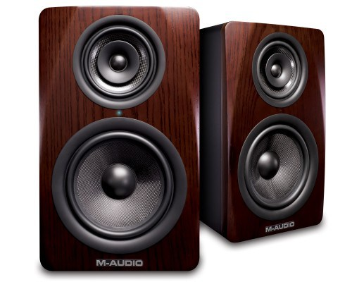 M-Audio M3-8 monitors