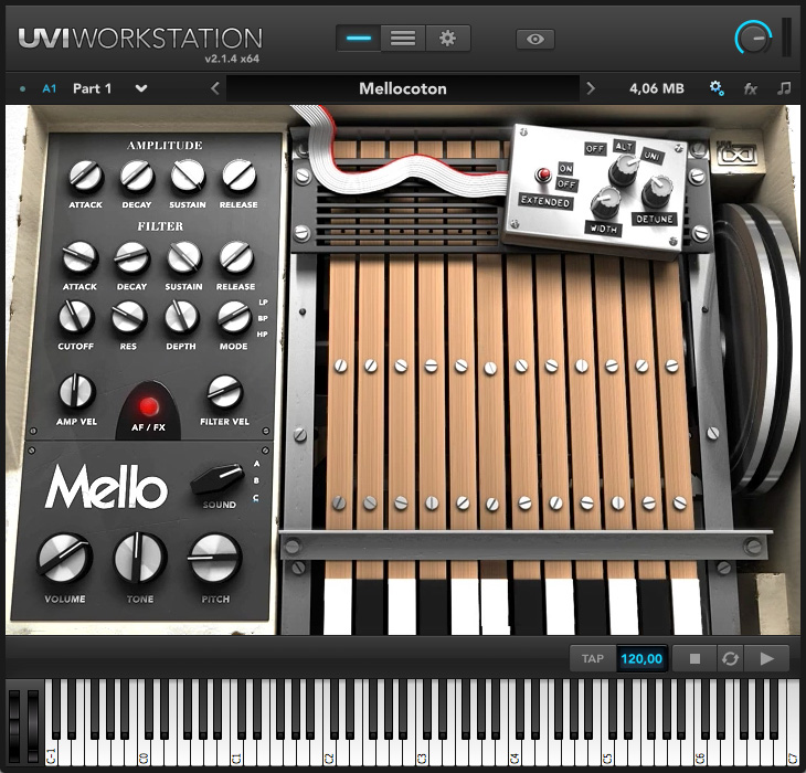 Mello Screenshot