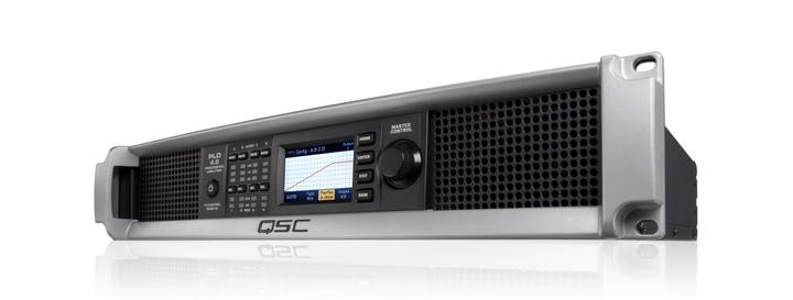QSC PLD amp smaller