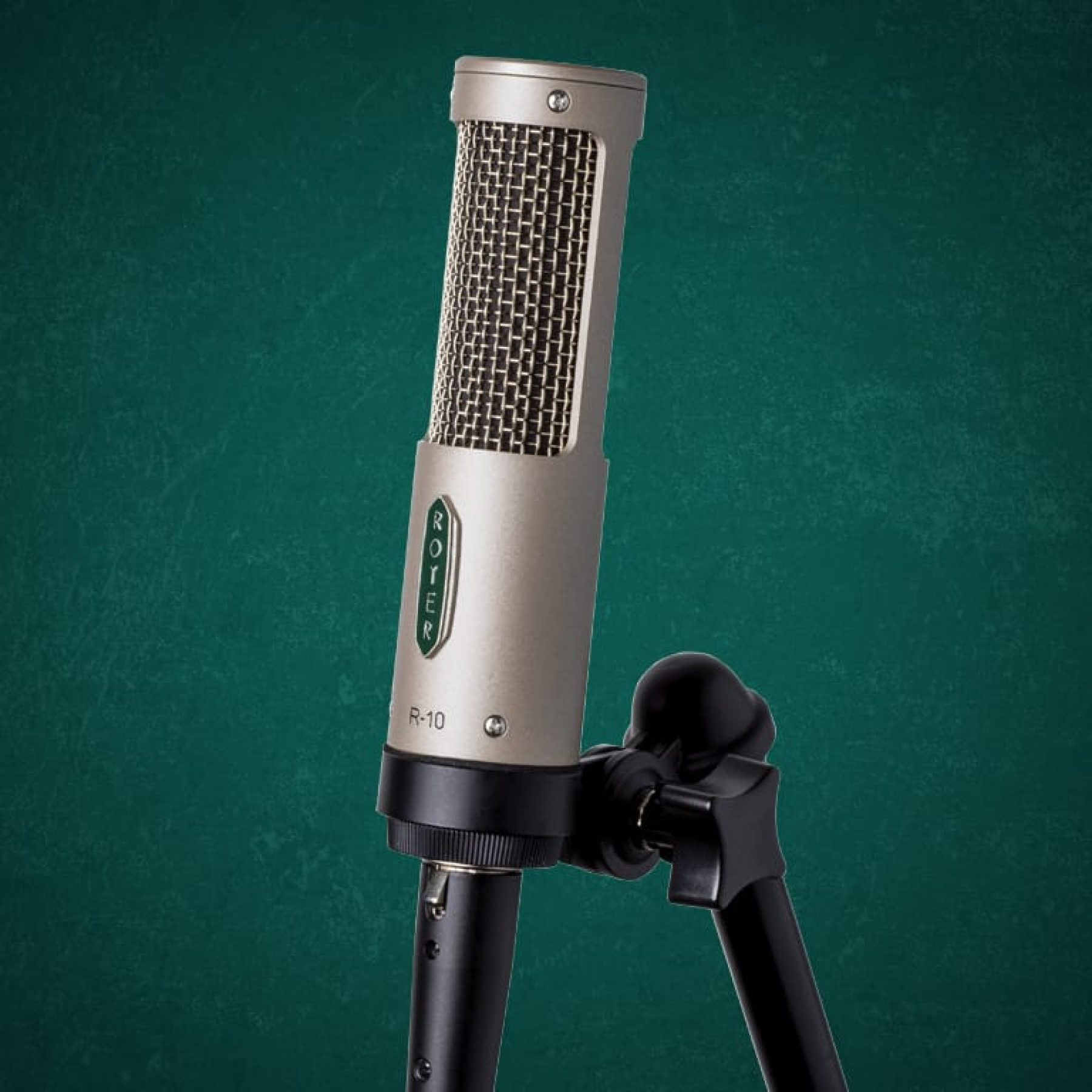 royer labs r 10 passive ribbon microphone audiotechnology. Black Bedroom Furniture Sets. Home Design Ideas