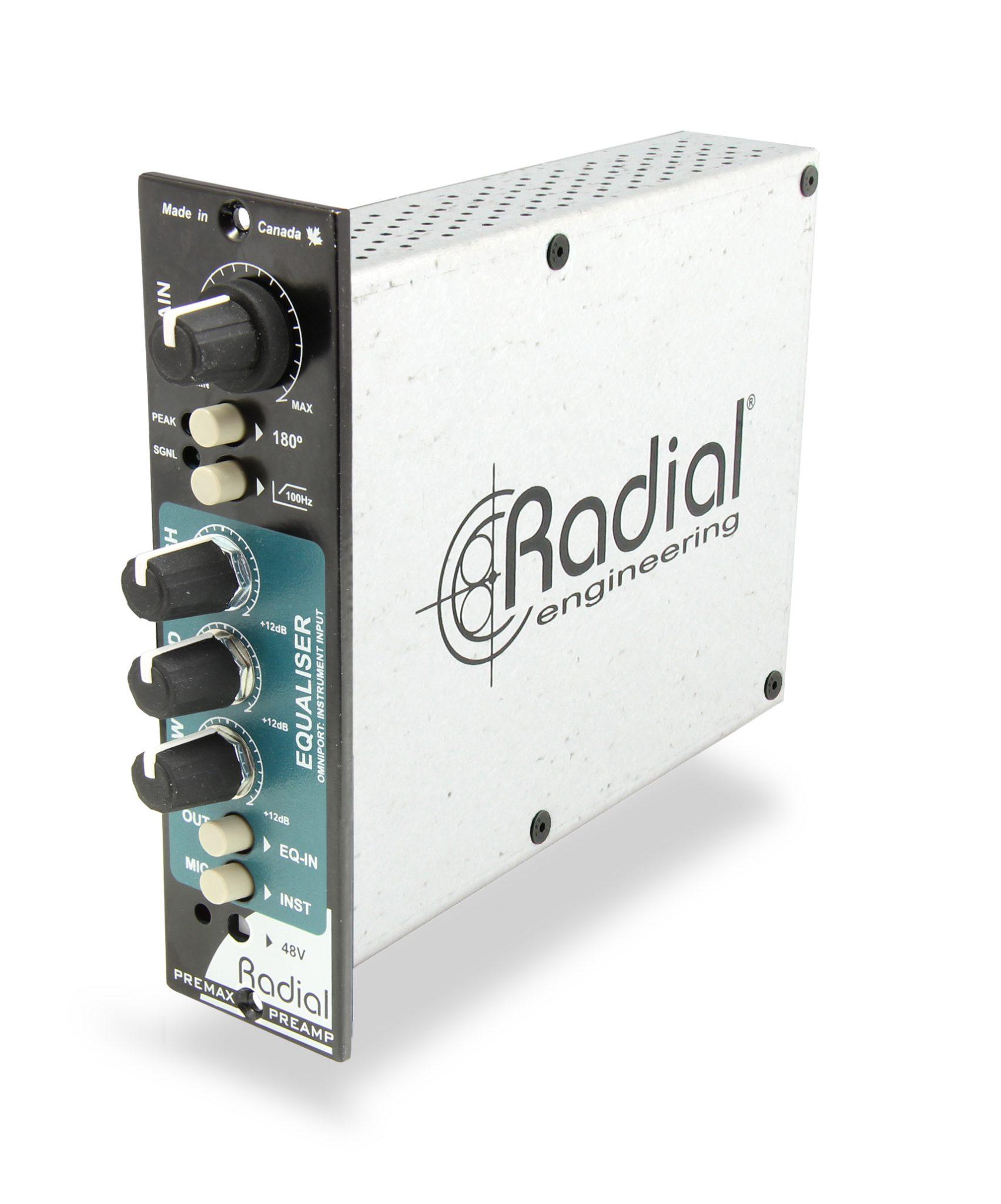 Radial PreMax