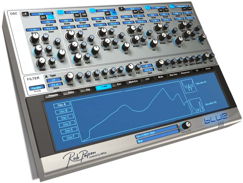 RobPapen BLUE
