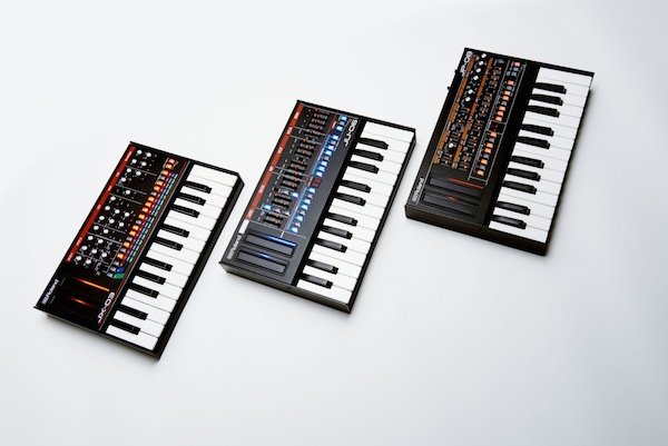 roland boutique modules