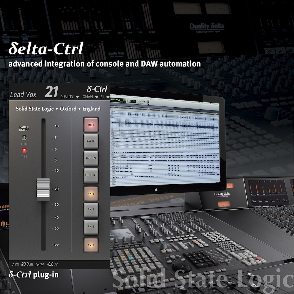 SSL Delta Control-sml