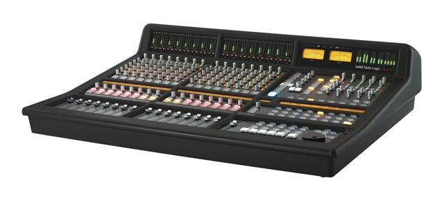 SSL_Matrix2 Console Smaller