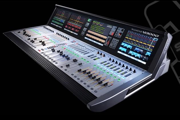 Soundcraft Vi3000 Preview