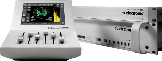 TCE System 6000 Smaller