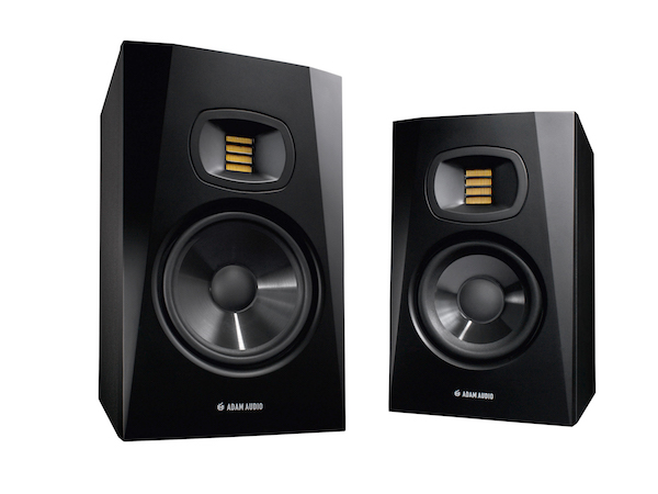 adam audio t series monitors