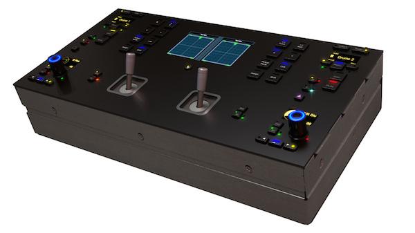 avid s6 master joystick module