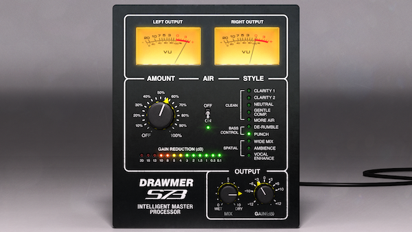 softube drawmer s73 mastering intelligent processor