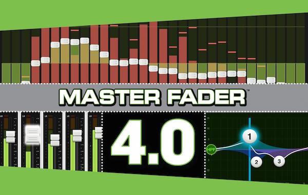 mackie master fader 4.0 gui dl mixer app